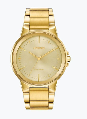Citizen Eco Drive Axiom BJ6512-56P - Fifth Avenue Jewellers