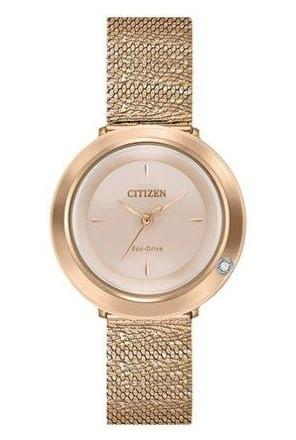 Citizen Eco Drive Citizen L Ambiluna EM0643-50X - Fifth Avenue Jewellers