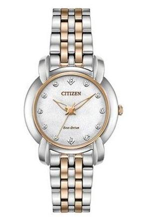 Citizen Eco Drive Jolie EM0716-58A - Fifth Avenue Jewellers