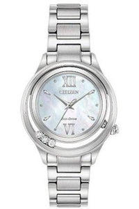 Citizen Eco Drive Sunrise LS EM0510-53D - Fifth Avenue Jewellers
