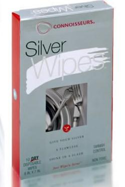 Connoisseurs Silver Wipes - Fifth Avenue Jewellers