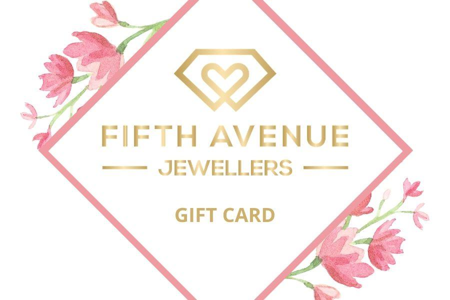 Gift Card - Fifth Avenue Jewellers