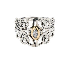 Keith Jack Guardian Angel Ring - Fifth Avenue Jewellers