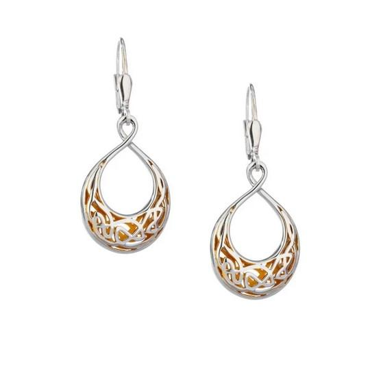 Keith Jack Window To The Soul Teardrop Earrings - Fifth Avenue Jewellers