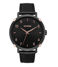 Load image into Gallery viewer, Nixon Arrow Leather Watch A1091-3221-00 - Fifth Avenue Jewellers