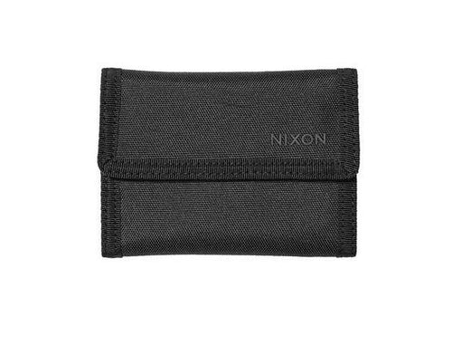 Nixon Beta Wallet Black - Fifth Avenue Jewellers