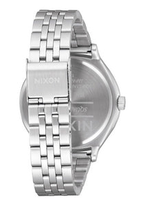 Nixon Clique Watch Silver A12492762-00 - Fifth Avenue Jewellers