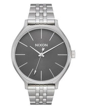 Load image into Gallery viewer, Nixon Clique Watch Silver A12492762-00 - Fifth Avenue Jewellers