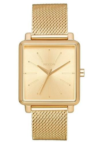 Nixon K Squared Milanese Watch Gold A1206-502-00 - Fifth Avenue Jewellers