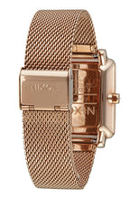 Load image into Gallery viewer, Nixon K Squared Milanese Watch Rose A1206-897-00 - Fifth Avenue Jewellers