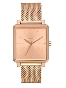 Nixon K Squared Milanese Watch Rose A1206-897-00 - Fifth Avenue Jewellers
