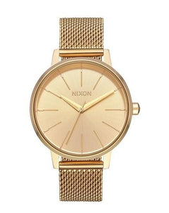 Nixon Kensington Milanese Watch Gold A1229502-00 - Fifth Avenue Jewellers