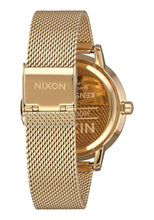 Load image into Gallery viewer, Nixon Kensington Milanese Watch Gold A1229502-00 - Fifth Avenue Jewellers