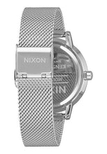 Load image into Gallery viewer, Nixon Kensington Milanese Watch Silver A12291920-00 - Fifth Avenue Jewellers