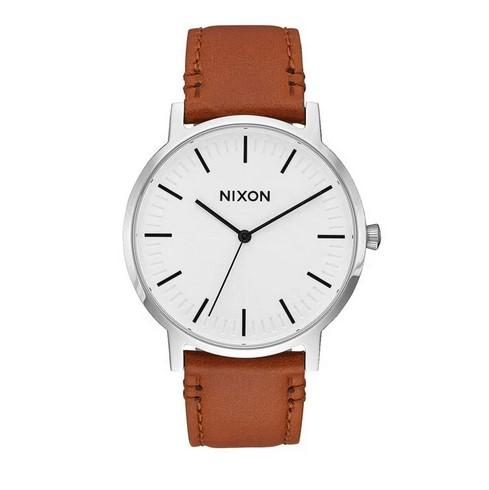 Nixon Porter Leather Watch A1058-2442-00 - Fifth Avenue Jewellers