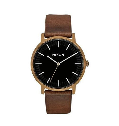 Nixon Porter Leather Watch A1058-3053-00 - Fifth Avenue Jewellers