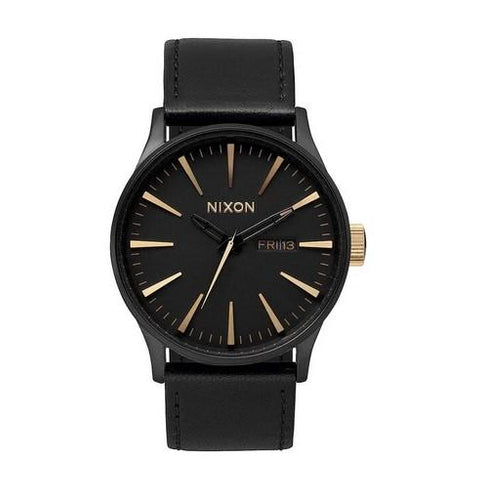 Nixon Sentry Leather A105-1041-00 - Fifth Avenue Jewellers