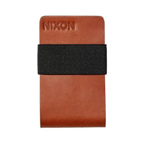 Nixon State Wallet Saddle - Fifth Avenue Jewellers