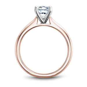 Noam Carver 14K Rose Gold Engagement Ring R047-01RWM-050A - Fifth Avenue Jewellers