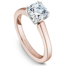 Load image into Gallery viewer, Noam Carver Rose Gold Engagement Ring B001-02RWM-075A - Fifth Avenue Jewellers