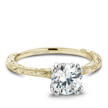 Load image into Gallery viewer, Noam Carver Yellow Gold Engagement Ring B004-02YWME-100A - Fifth Avenue Jewellers