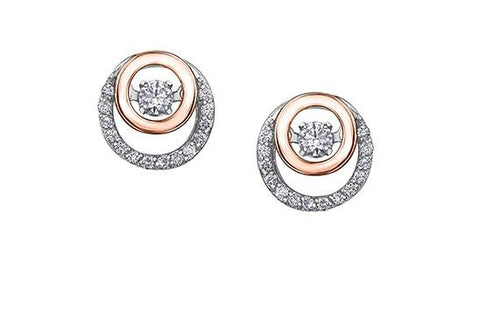 Northern Dancer Pulse Earrings - Fifth Avenue Jewellers