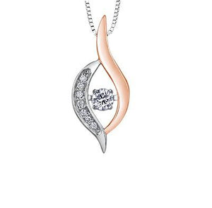 Northern Dancer Pulse Pendant - Fifth Avenue Jewellers