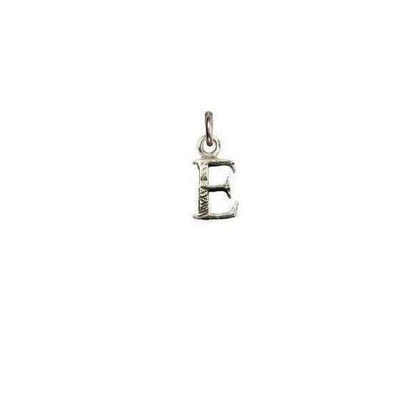 Pyrrha Charm Letter E - Fifth Avenue Jewellers