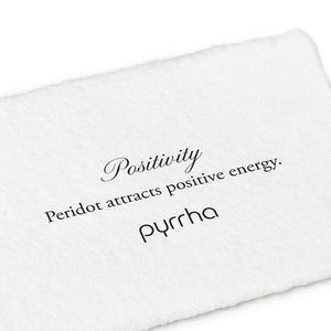 Pyrrha Signature Attraction Charm Positivity - Fifth Avenue Jewellers