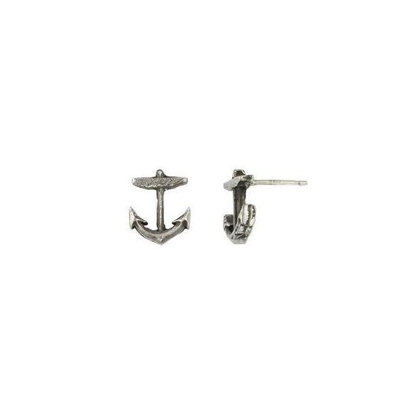 Pyrrha Symbol Stud Anchor - Fifth Avenue Jewellers