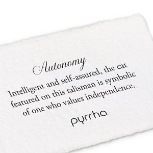 Pyrrha Talisman Autonomy - Fifth Avenue Jewellers