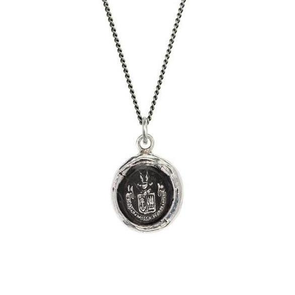 Pyrrha Talisman Be Here Now - Fifth Avenue Jewellers