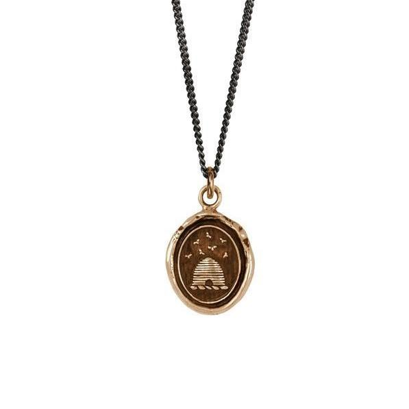 Pyrrha Talisman Beehive - Fifth Avenue Jewellers