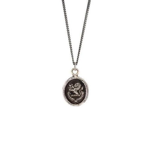 Pyrrha Talisman Brave In Difficulties - Fifth Avenue Jewellers