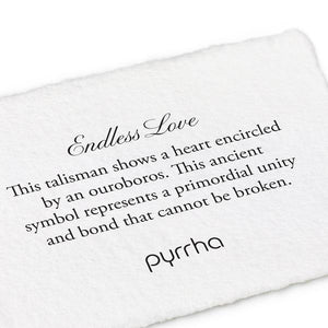 Pyrrha Talisman Endless Love - Fifth Avenue Jewellers