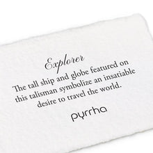 Load image into Gallery viewer, Pyrrha Talisman Explorer - Fifth Avenue Jewellers