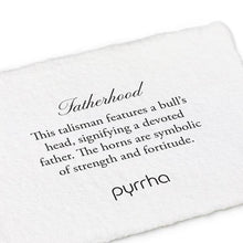 Load image into Gallery viewer, Pyrrha Talisman Fatherhood - Fifth Avenue Jewellers