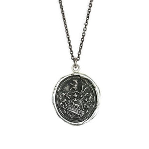 Pyrrha Talisman Heart Of The Wolf - Fifth Avenue Jewellers