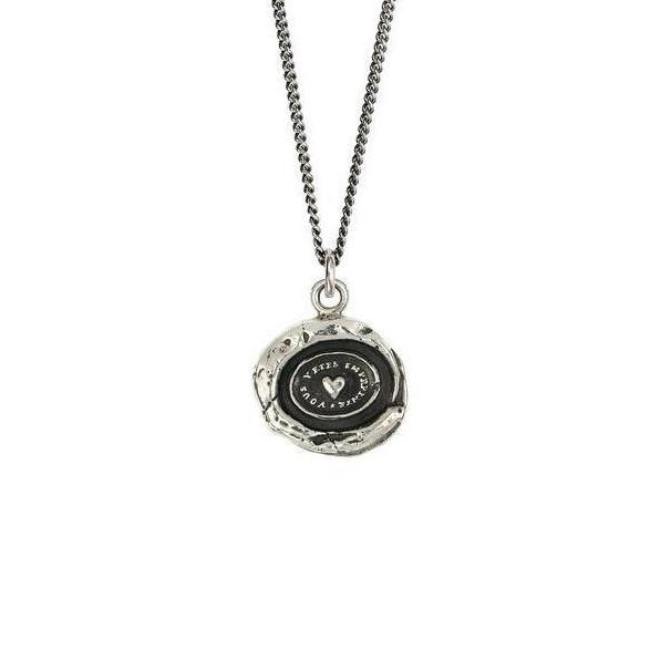 Pyrrha Talisman Heart Print - Fifth Avenue Jewellers