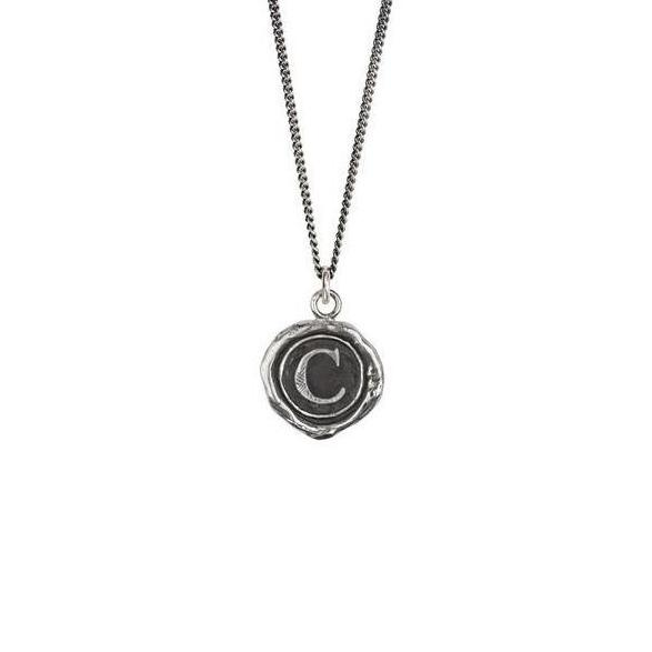 Pyrrha Talisman Initial C - Fifth Avenue Jewellers