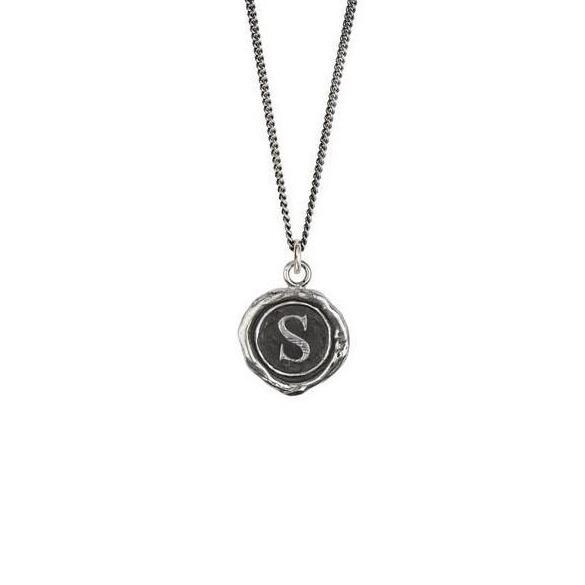 Pyrrha Talisman Initial S - Fifth Avenue Jewellers