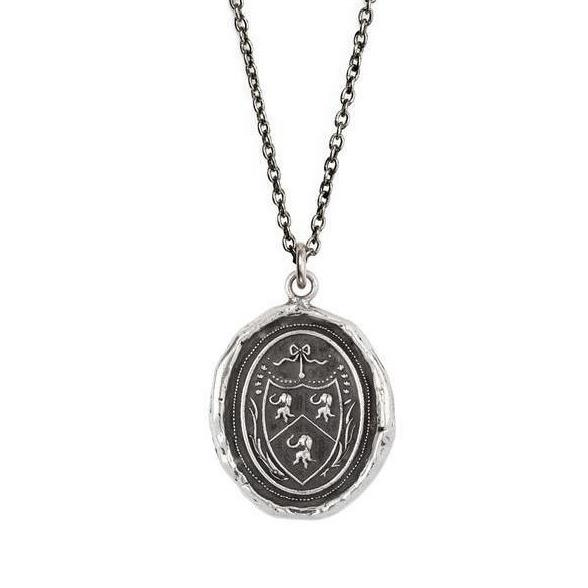 Pyrrha Talisman Longevity, Happiness & Good Luck - Fifth Avenue Jewellers