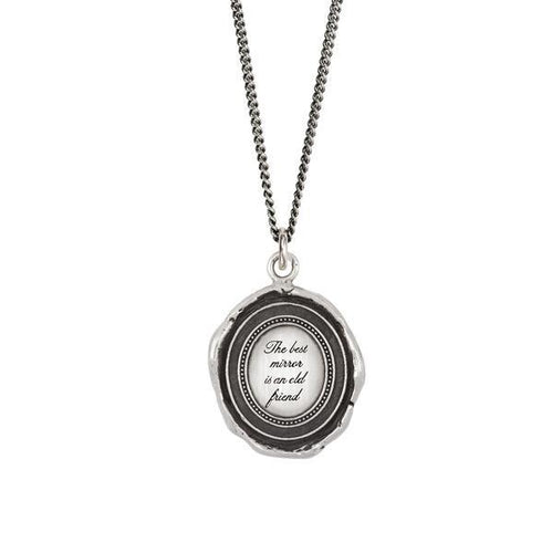 Pyrrha Talisman Mirror - Fifth Avenue Jewellers