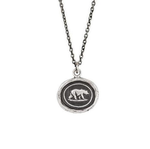 Pyrrha Talisman Mother Bear - Fifth Avenue Jewellers