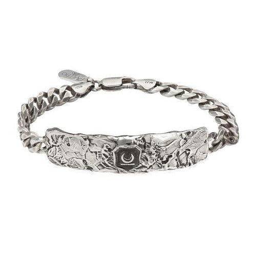 Pyrrha Talisman New Beginnings Wide Bar Bracelet - Fifth Avenue Jewellers