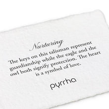 Load image into Gallery viewer, Pyrrha Talisman Nurturing - Fifth Avenue Jewellers