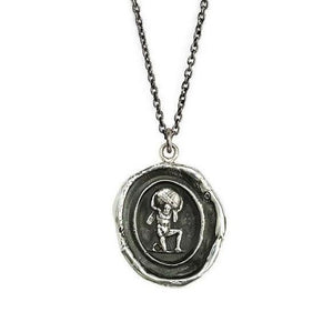 Pyrrha Talisman Pillar of Strength - Fifth Avenue Jewellers