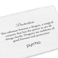 Load image into Gallery viewer, Pyrrha Talisman Protection - Fifth Avenue Jewellers