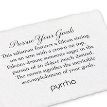 Load image into Gallery viewer, Pyrrha Talisman Pursue Your Goals - Fifth Avenue Jewellers