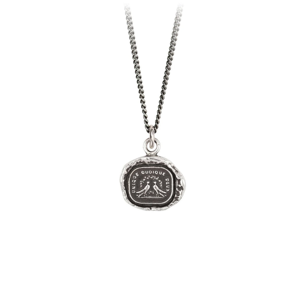 Pyrrha Talisman Rare Birds - Fifth Avenue Jewellers